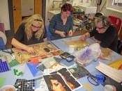 Mosaic workshop Bluecoat