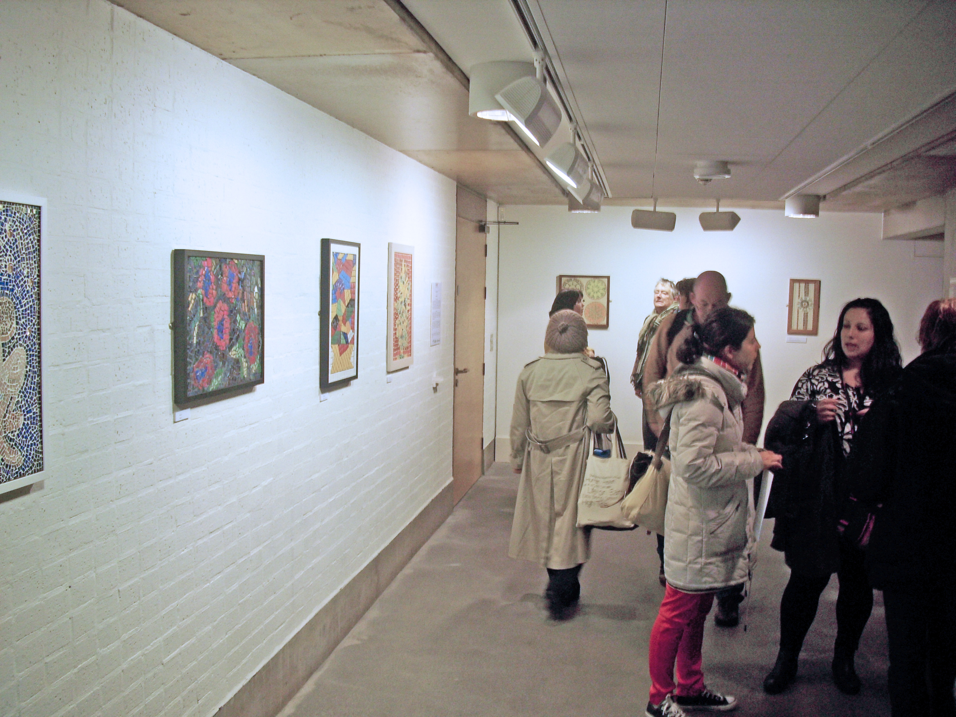 Creative Wellbeing Exhibition @ the Bluecoat
